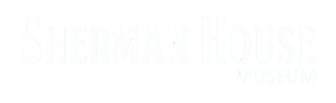 Sherman House museum logo